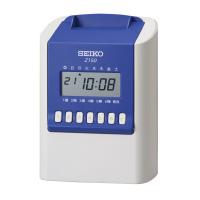 セイコープレシジョン タイムレコーダー Z150 月毎集計機能あり (Z150)