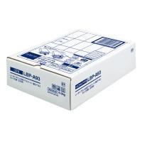 コクヨ モノクロレーザープリンタ用紙ラベル A4 500枚入 20面カット (LBP-A93N)