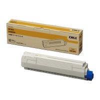 沖電気 OKI対応トナーカートリッジ TNR-C3PY2 TNR-C3PY2 (64711591)