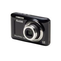 コダック コンパクトデジタルカメラ ブラック FZ53BK (64725789)