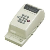 コクヨ 電子チェックライター8桁 コードレス リピート印字 (IS-E21)51190484