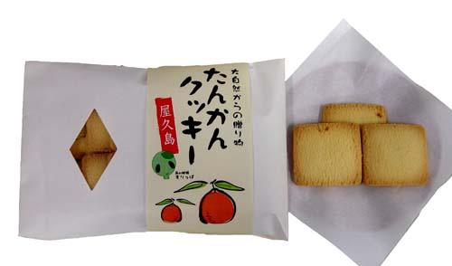 大自然からの贈り物 大規模セール 屋久島銘菓屋久島たんかんクッキー 爆買い送料無料