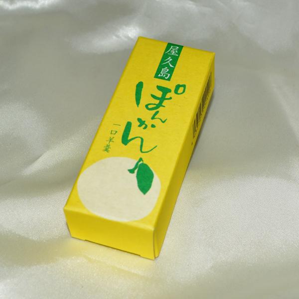 新商品!新型 食べきりサイズ 一口羊羹 販売 屋久島ぽんかん