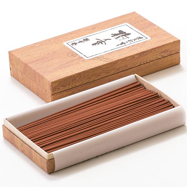 最新アイテム 屋久杉の香りをお届けします 激安超特価 樹香 茶箱≪黒文字≫