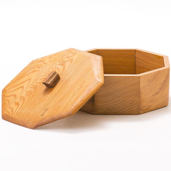 屋久杉製品 大人気! 八角箱 期間限定で特別価格 小物入れ