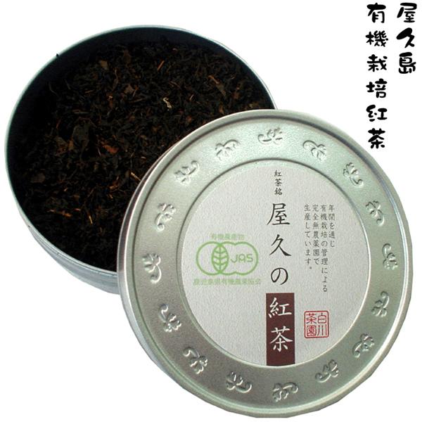 完全無農薬 有機農法にこだわった屋久島紅茶 屋久の紅茶 国内正規品 セットアップ