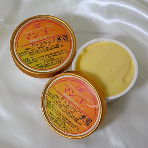 屋久島のおいしいアイスクリーム マンゴー屋久島アイスクリーム 当店一番人気 内祝い