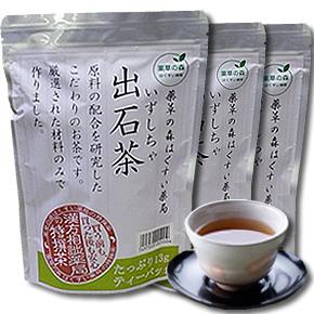 ≪セット販売≫第一日本製薬 出石茶[ いずしちゃ/イズシチャ ] 3個セット ティーバッグ 13g×12包 13g×12包 3個セット ] 漢方メーカーの作る漢方茶, IFC e-shop:7701ef9a --- officewill.xsrv.jp