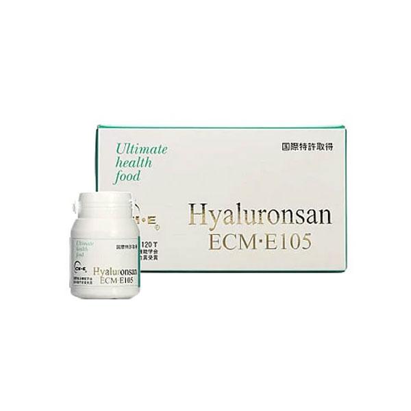 ホワイトリリー ヒアルロン酸ECM・E105 300mgx60粒x2