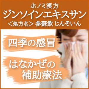 【第2類医薬品】ホノミ漢方 ジンソインエキスサン 参蘇飲[ じんそいん/ジンソイン ] 500g