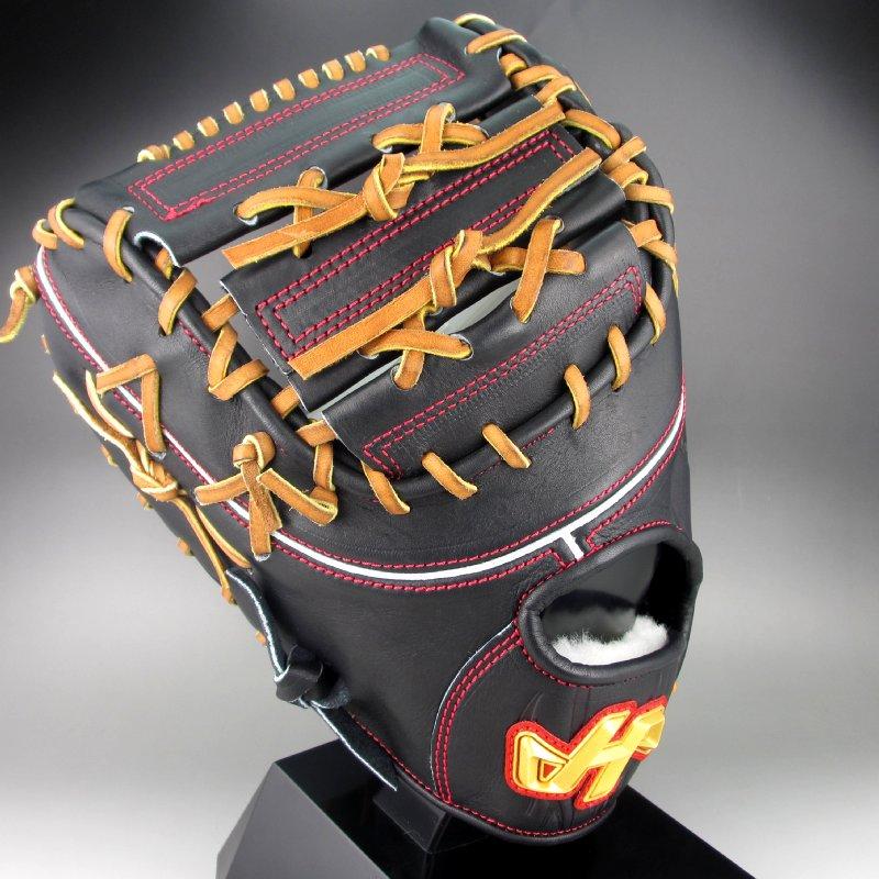 ハタケヤマ 一般硬式一塁手用左投げ PBW SERIES PBW-7301B RH ブラック 2018年モデル 【送料無料】
