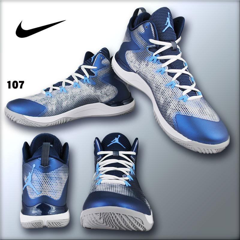 2015 Online Cheap Nike Jordan Super.Fly 3 Cheap sale Legend Blue