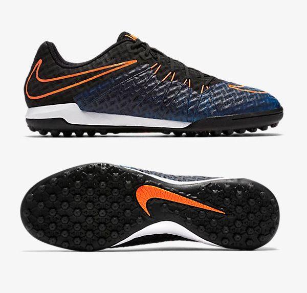 outlet store 19ee9 6a57d 2016 Summer models Nike Nike Futsal shoes hyper venom X finale TF 749888-008