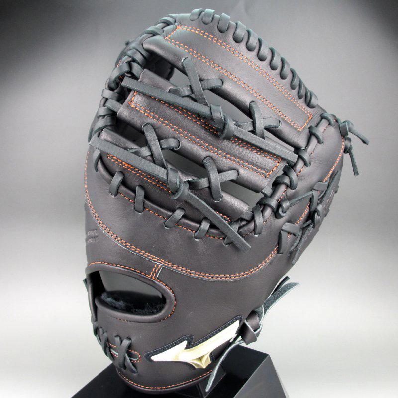 2019年モデル ミズノ 少年軟式 一塁手用 右投げ グローバルエリートRG 1AJFY20100(09)ブラック