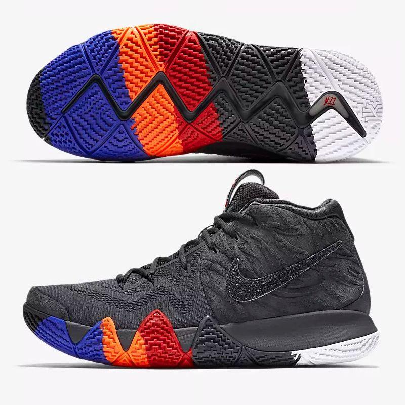 【送料無料】ナイキ Nike バスケットボールシューズ カイリー4EP 943807-011