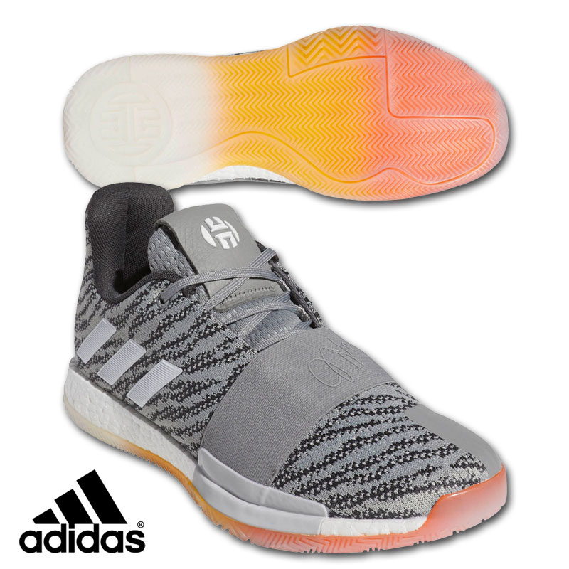 【送料無料 Vol.3】2019年モデル アディダス Adidas バスケボールシューズ Harden アディダス Vol.3 G26812 G26812, 仕事着広場:39cf717f --- sunward.msk.ru