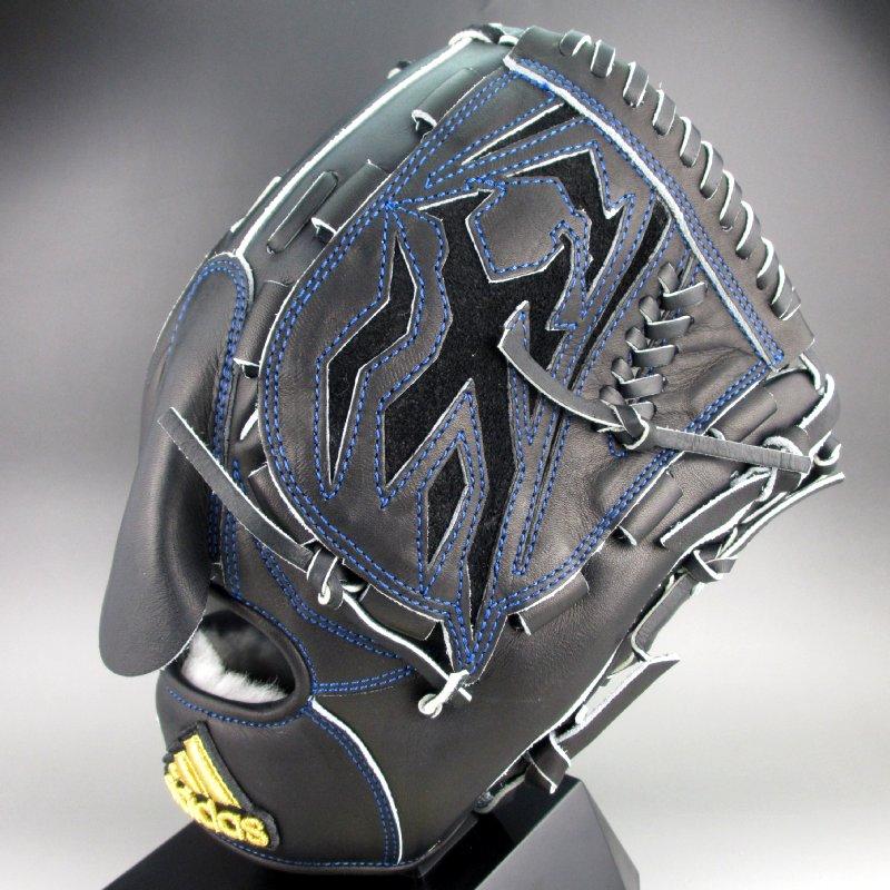 送料無料 アディダス Adidas 一般硬式投手用右投げ 野球グラブ ETY83(CX2113)ブラック