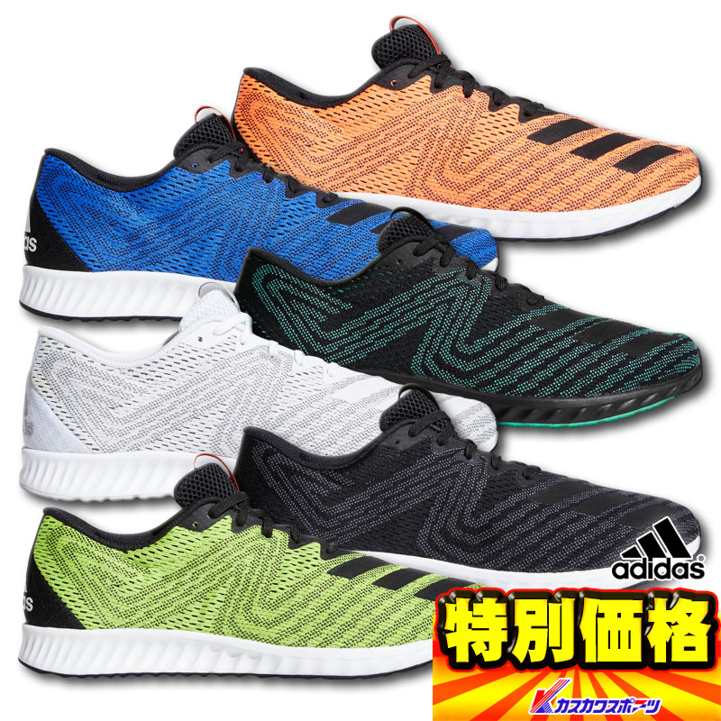 new style 133be 8482f 2018 model Adidas Adidas running shoes Aero BOUNCE PR foot width 2E  AEROBOUNCEPR six colors development