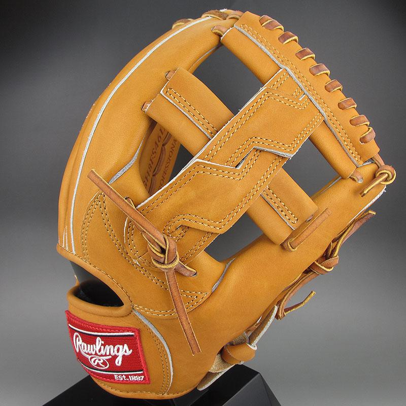 【送料無料】ローリングス 一般硬式内野手用 GH8FS46L RT(リッチタン) 右投げ サイズ:11.75
