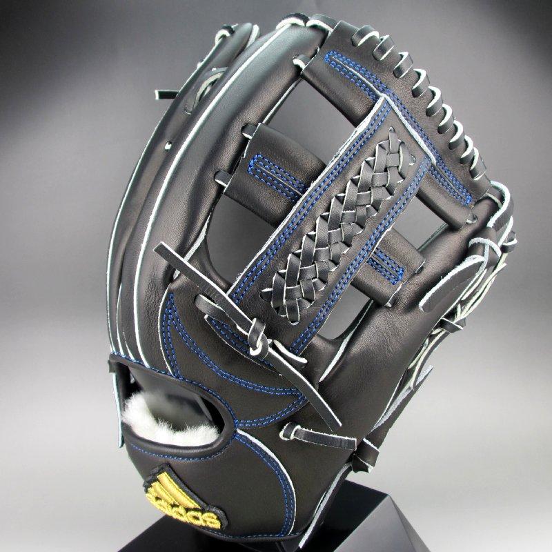 送料無料 アディダス Adidas 一般硬式内野手用右投げ 野球グラブ ETY80(CX2118)ブラック