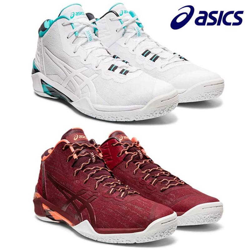【送料無料】限定カラー asics アシックス バスケットボールシューズ ゲルバースト23GE 1061A018-2019