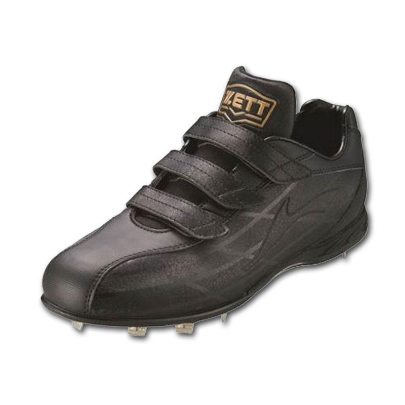 獲勝道路MB鈴黑BSR2276MB-1919展覽會限定Z ZETT棒球釘鞋金屬零件埋入式2017年