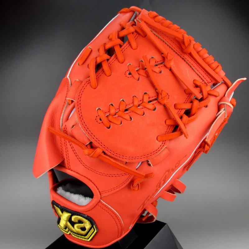 ザナックス 一般硬式投手用右投げ トラストエックス BHG12016(DR20)DRオレンジ
