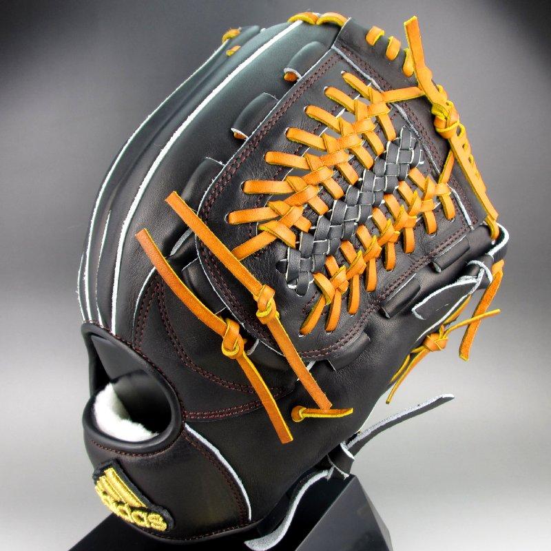 アディダス Adidas 一般硬式内野手用右投げ 野球グラブ ETY78(CX2120)ブラック
