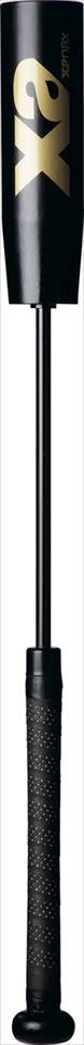 ザナックス XANAX BTB-1004J 野球 硬式バット ジュニアスウィートスポット トレーニングバット ブラック