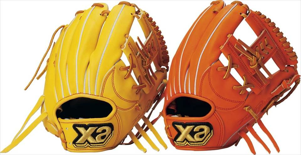 日本人気超絶の ザナックス XANAX BHG-53417 野球 硬式グラブ 硬式グラブ トラスト オレンジXタン, カナガワク 0ad50bd0