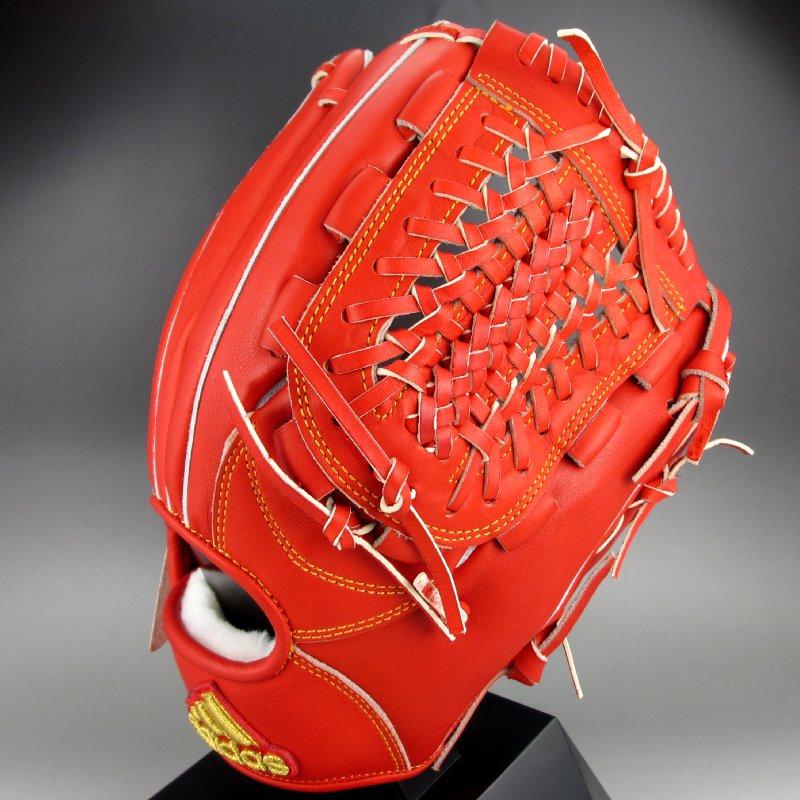 送料無料 アディダス Adidas 一般硬式内野手用右投げ 野球グラブ ETY78-CX2121(リアルコーラル)