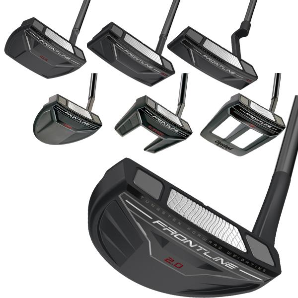2021モデル クリーブランドゴルフ FRONT LINE フロントライン パター Cleveland golf 34インチ