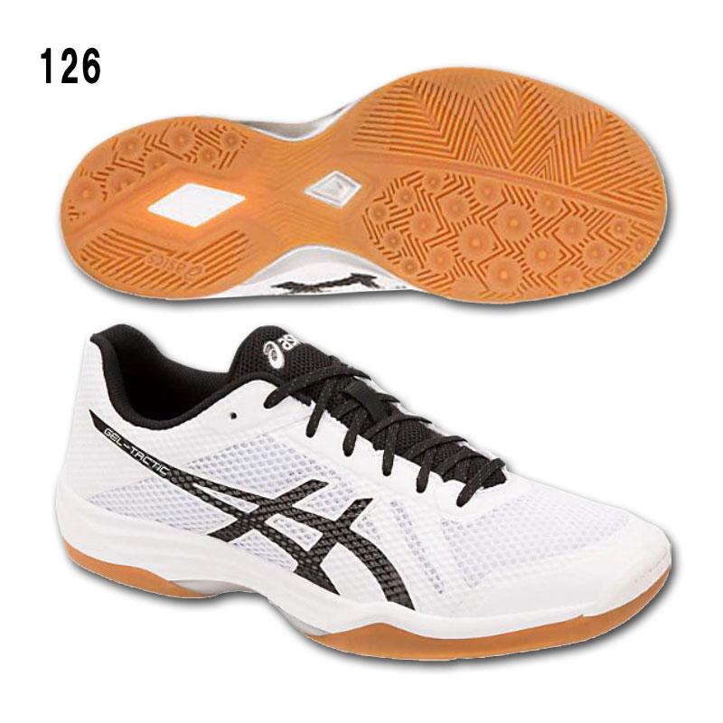 2019 model asics ASICS volleyball shoes GEL TACTIC ゲルタクティク 1051A025