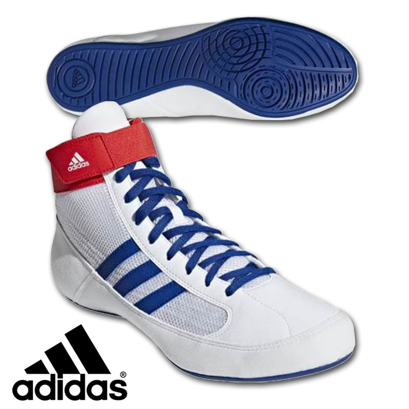 check-out 6283b a1ae1 2019 model adidas Adidas wrestling shoes HVC BD7129