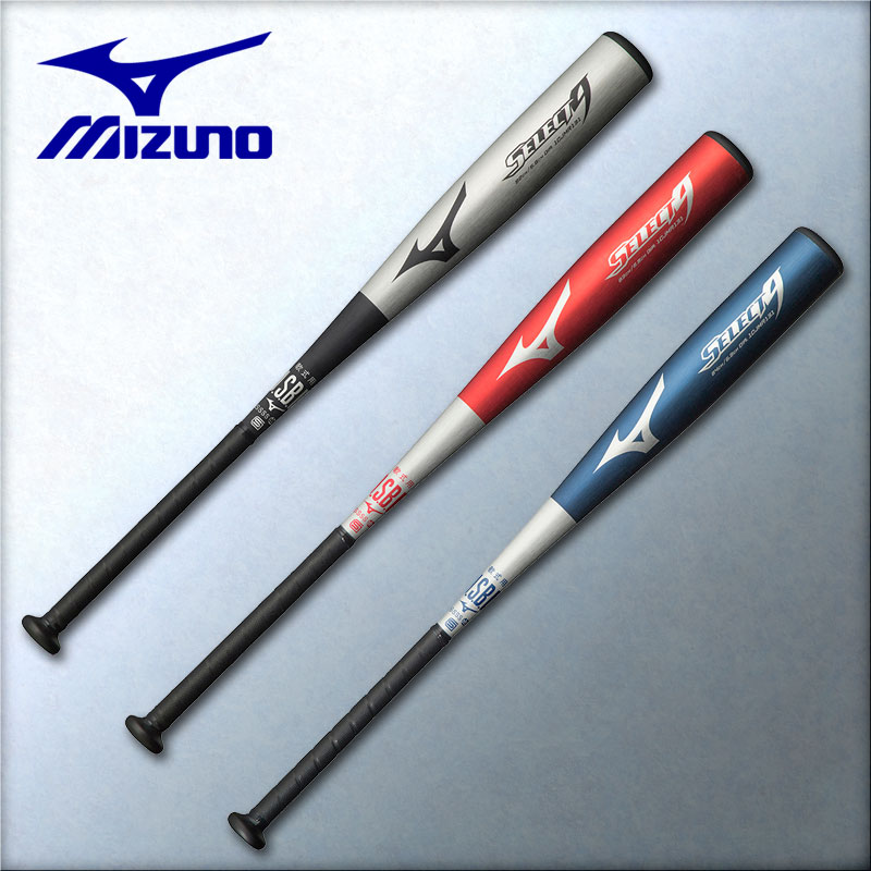 【送料無料】 2018年モデル ミズノ Mizuno 軟式用金属バット セレクトナイン 1CJMR131 3色展開
