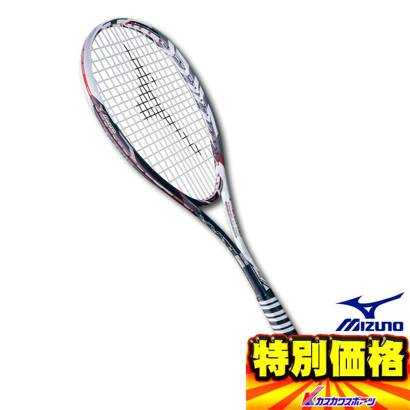 ミズノ 前衛向けソフトテニス用ラケット ジスト Tゼロ 63JTN631