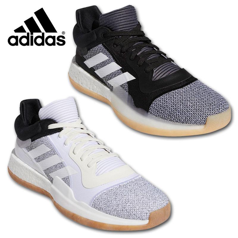 【送料無料】2019年モデル アディダス Adidas バスケボールシューズ Marquee Boost Low D96932 D96933