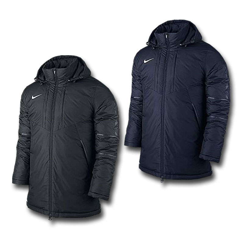 3fc1de5e2047 2016 winter models Nike Nike half-court TEAM SQUAD winter jacket 645536  2-color