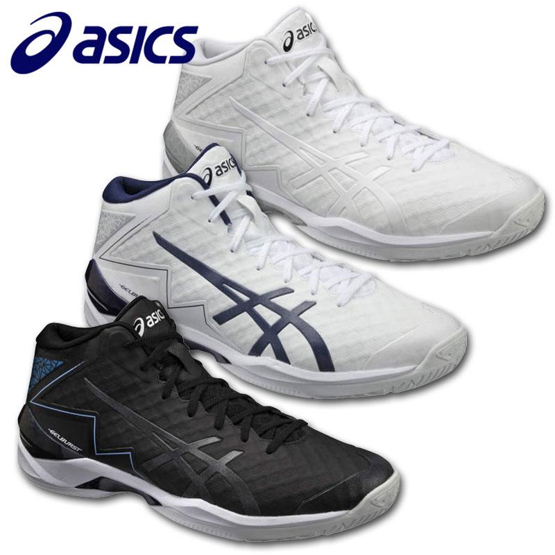 【送料無料】 2017年モデル アシックス Asics バスケットボールシューズ ゲルバースト21 GELBURST21 TBF337 3色展開
