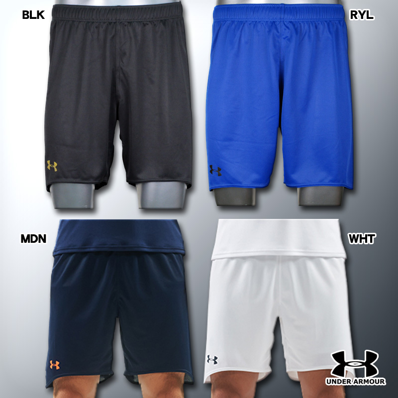 30% off UA 3000 yen (excluding tax) or more on purchases under armour UNDERARMOUR football practice wearing shorts UA HG practice sheets MSC6839 4-color