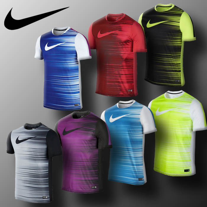 By the year 2015 models Nike Nike practice shirt デERI-fit GPX S S top  739653 7-color 4fcc734d63314