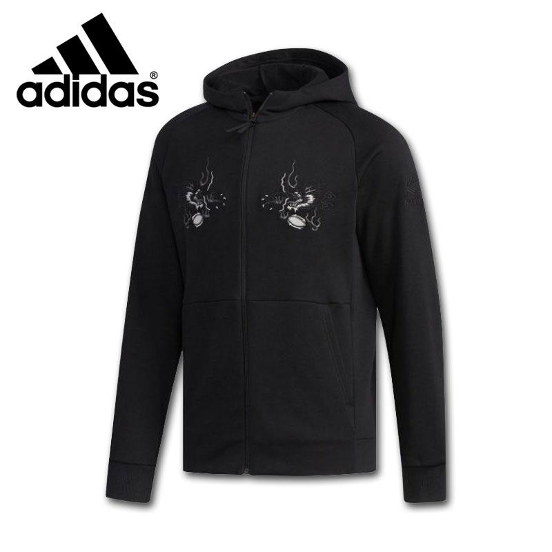adidas アディダス オールブラックス日本限定スカジャン風スウェット ラグビーニュージーランド代表 FYO14-ED0973