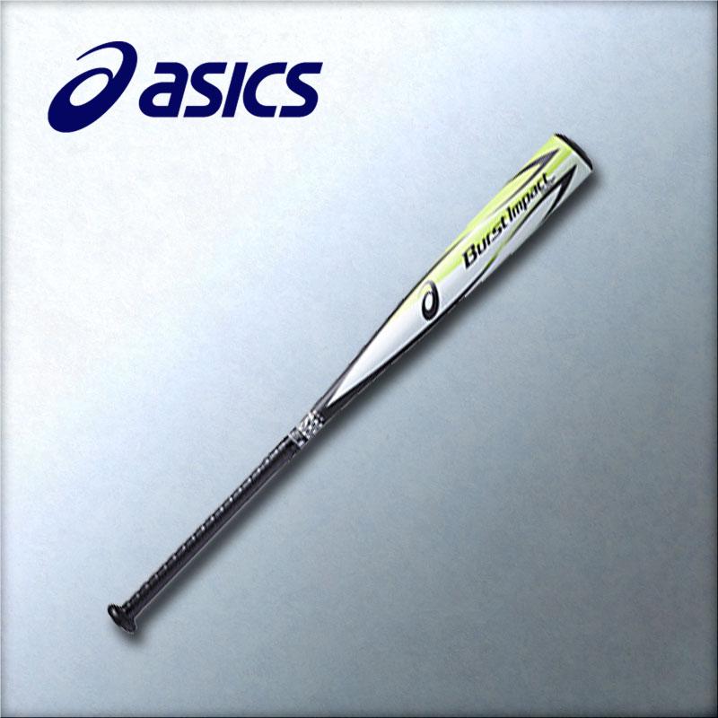 【送料無料】 2017年モデル アシックス Asics 一般軟式用バット バーストインパクトLW BB4022-1081