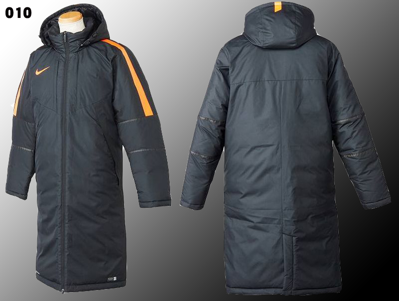 30% off Nike Nike football long coat Nike STORM-FIT SQUAD mid file long jacket 631884 3-color