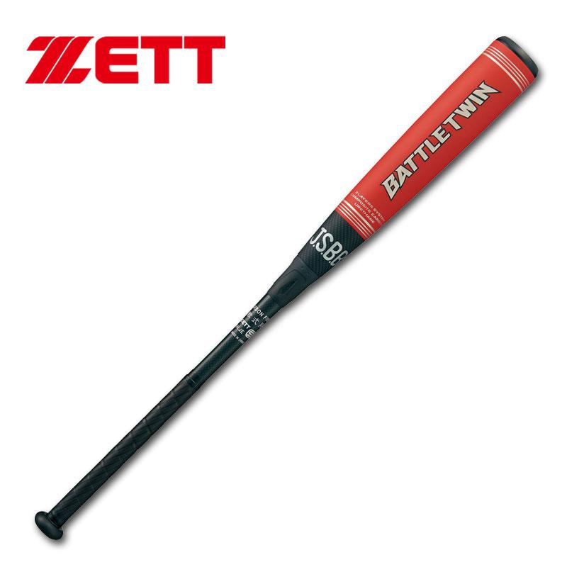 ZETT ゼット 軟式用バット バトルツイン M号球対応 BCT30983 BCT30984
