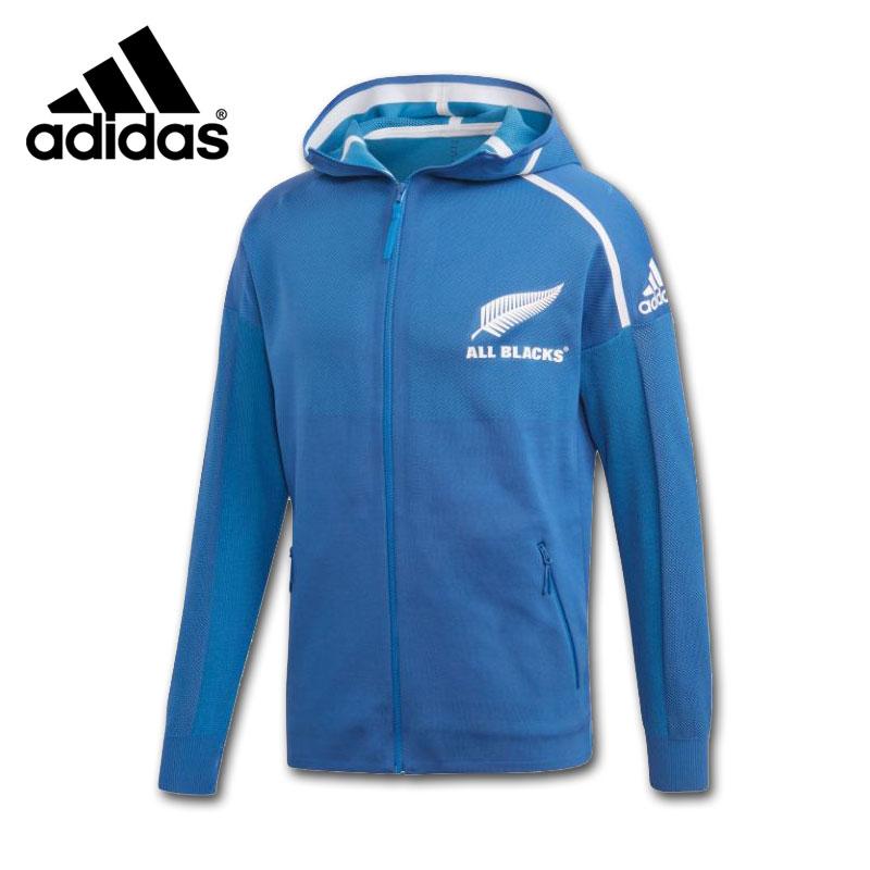 【送料無料】adidas アディダス オールブラックスRWCアンセムジャケット ラグビーニュージーランド代表 FXK19-DY3785