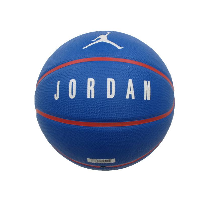 入手困難 ナイキ バスケットボール 購買 ジョーダン プレイグラウンド 7号球 ホワイト JD4003 シグナルブルー 495
