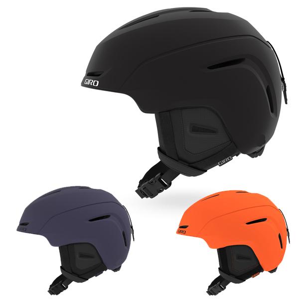 21モデル GIRO スキーヘルメット 送料無料お手入れ要らず NEO ジロ 至高 ネオ ※MIPSなしモデルです プロテクター アジアンフィット