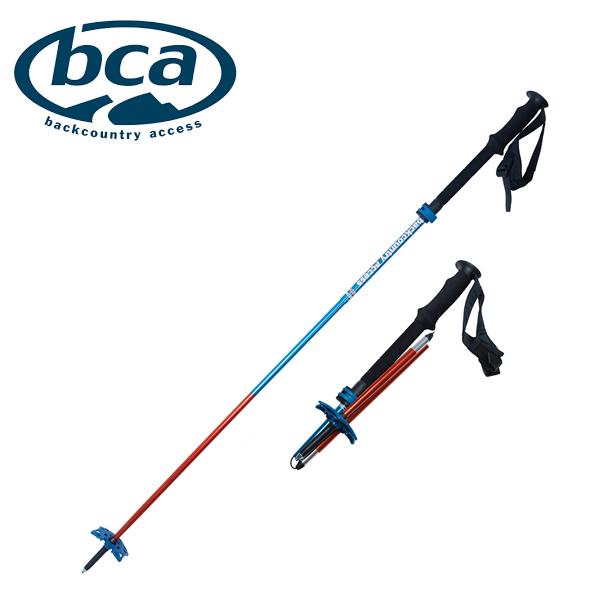 BCA スキーポール SCEPTER 爆安 新色追加 バックカントリーストック 4S POLES