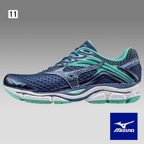 マラソン ランニング クッション性 安定性 完走 ミズノ ウィメンズ ウエーブ エニグマ 6 (W) シューズ MIZUNO